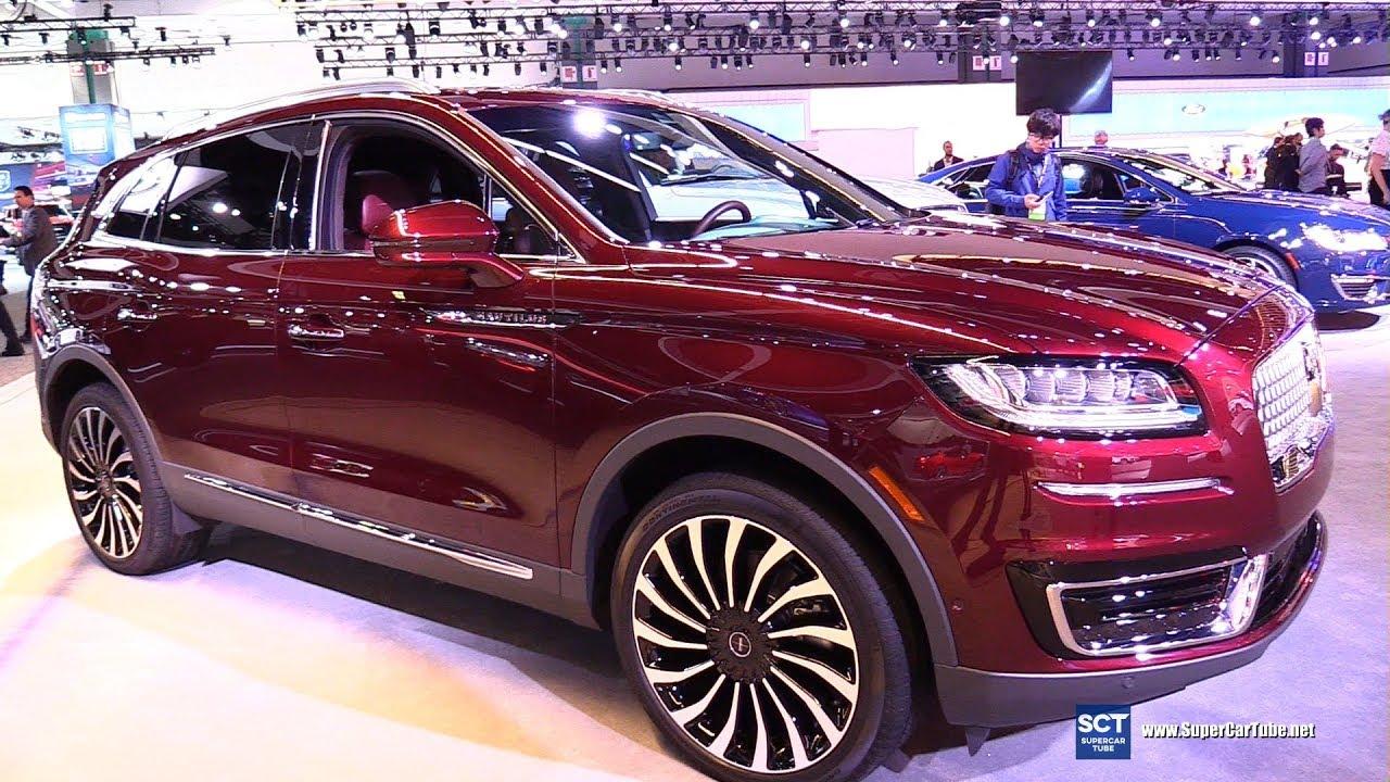 2018 Lincoln Nautilus Exterior And Interior Walkaround Debut At