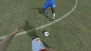 Слухи: в FIFA 16 может появится вид от первого лица