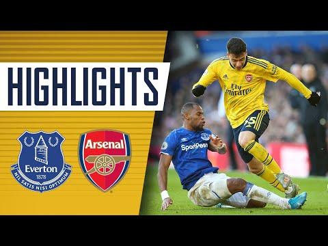 HIGHLIGHTS | Everton 0-0 Arsenal | Premier League