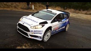 Vid�o Tests Rallye Monte-Carlo 2015 Bryan Bouffier Fiesta WRC par Extrem Rallye (2554 vues)
