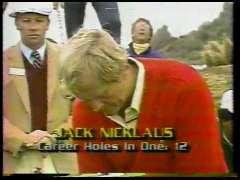 Golf - 1984 Skins Game - Tom Watson & Gary Player & Jack Nicklaus & Arnold Palmer imasportsphile.com
