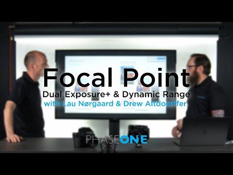 Education I Focal Point - Dual Exposure+ & Dynamic Range   Phase One