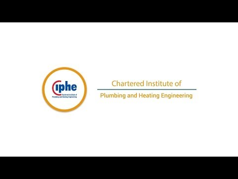 The Chartered Institute of Plumbing and Heating Engineering   CIPHE