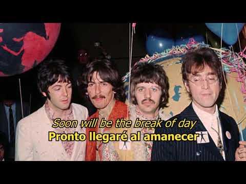 Blue Way Jay - The Beatles (LYRICS/LETRA) [Original]