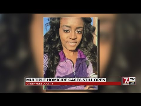 Greenville County Unsolved Homicides