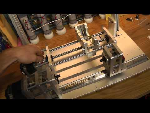2014 CNC 200mm Coil Winder Build... Let's Do It!