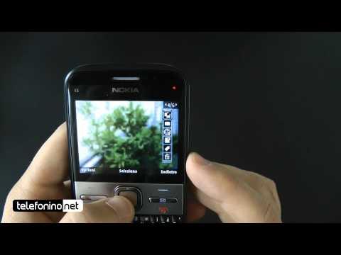 Nokia E5 videoreview da Telefonino.net