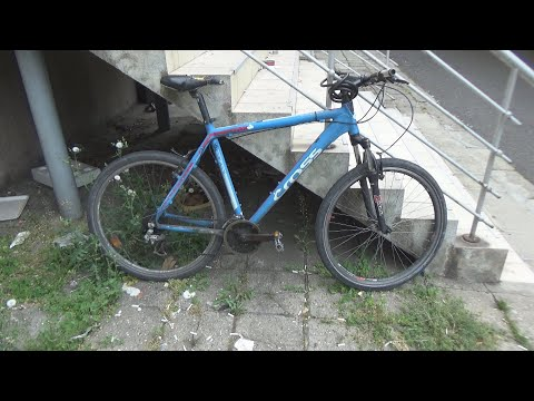 Cross GRX Bicycle Exterior and Interior thumbnail
