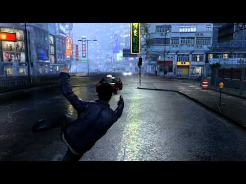 Sleeping Dogs - Escaping the police