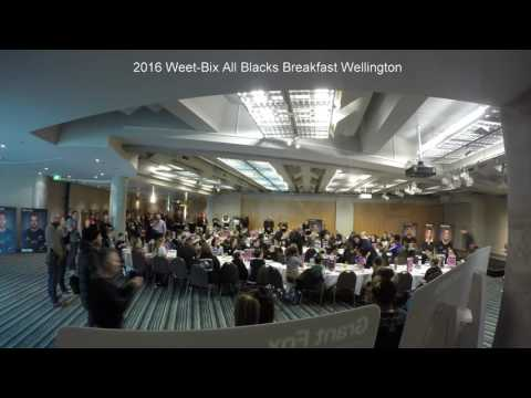 Timelapse Weet Bix Trade Breakfast Wellington 2016