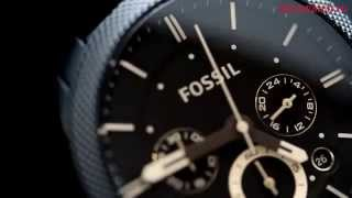 Fossil - Chronograph FS4656