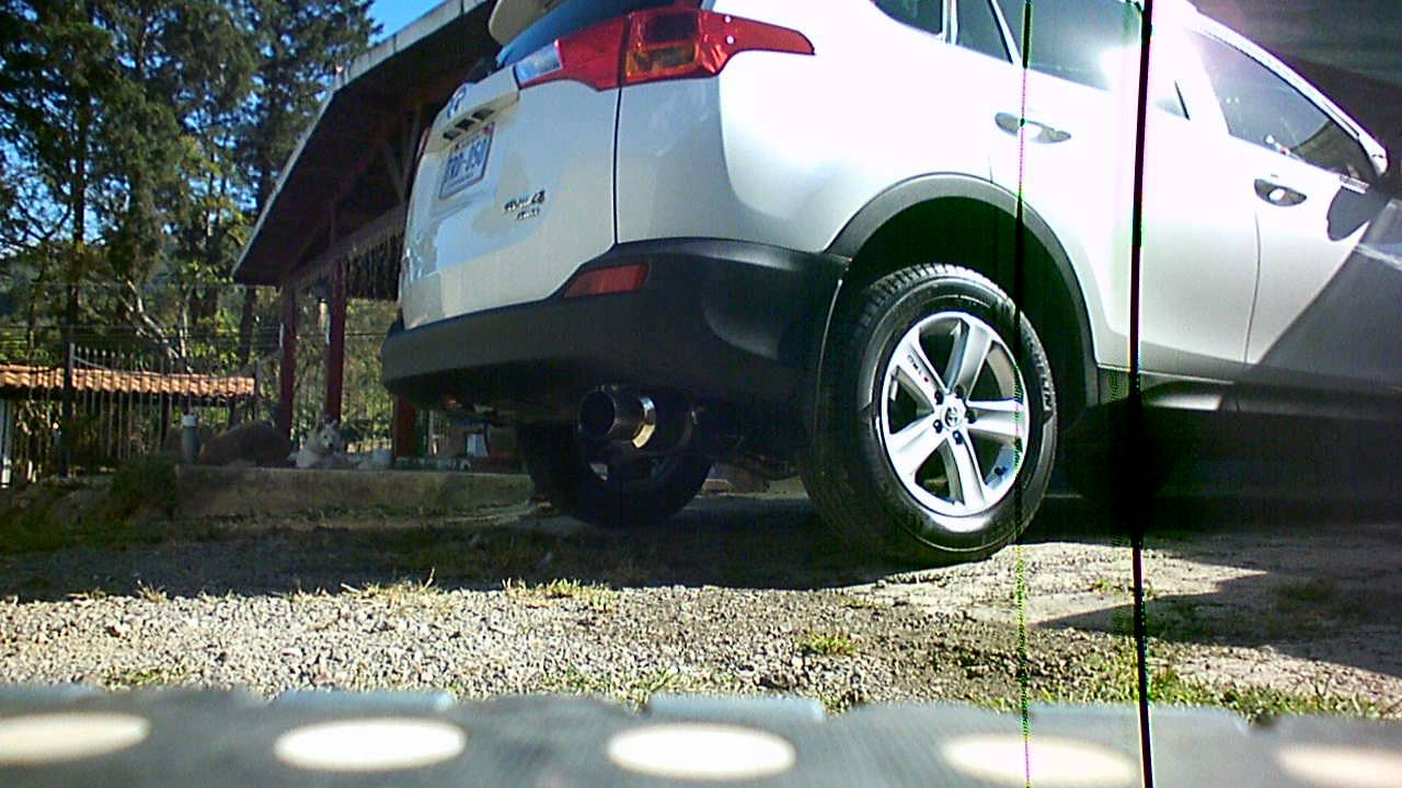 Rav4 2014 Exhaust Youtube