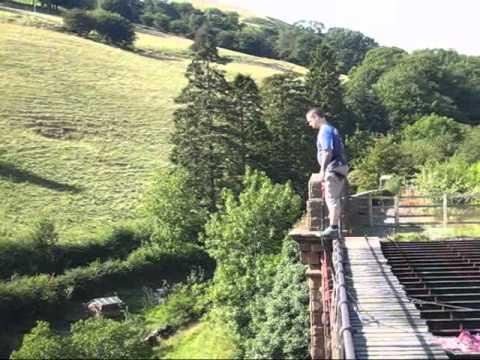 Bridge Swinging - Sedbergh