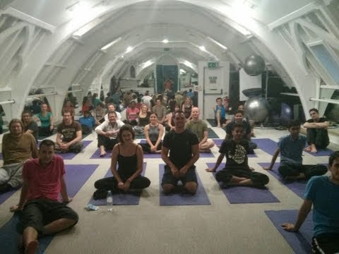About My Yoga Classes With Richard Brook Of Creative Yoga London