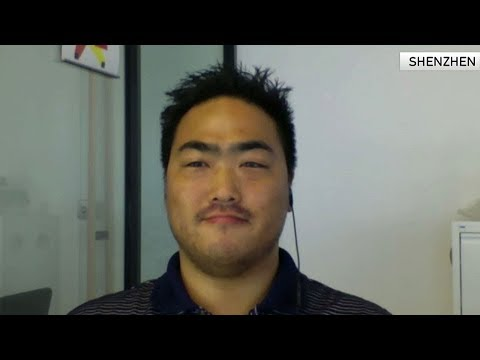 James Sung discusses China's embrace of facial recognition tech