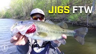 Jig Fishing: When, Where, & How To Fish 4 Styles Of Jigs