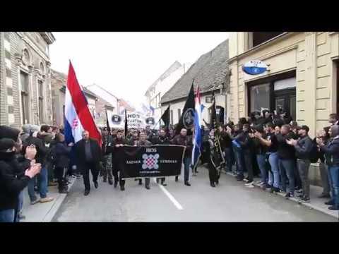 BBB i HOS u Vukovaru