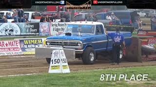 USA East Sled Pulling | Spring Nationals Truck and Tractor Pull 2018| Super Street Gas 4x4