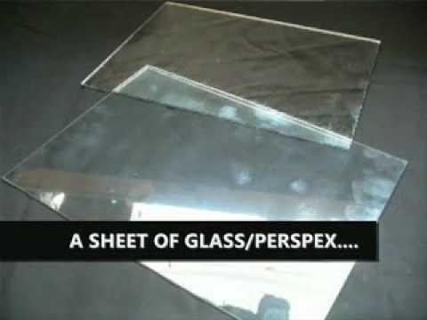 Magic Tricks Tutorial How To Make A Mirror Amazing Optical Infinity Illusion You