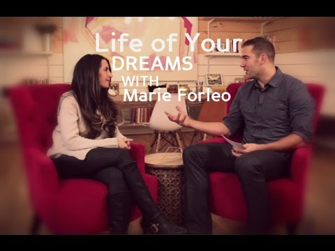 Marie Forleo on Building a Business and Life of Your Dreams with Lewis Howes
