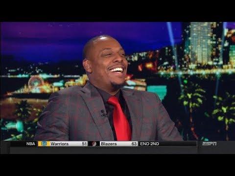 The crew reacts to Rajon Rondo & Isaiah Thomas ejections | NBA Countdown | Feb 14, 2018