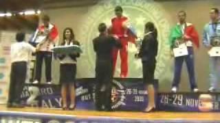 Богдан Сергей Кикбоксинг. Чемпионат мира 2009. Финал