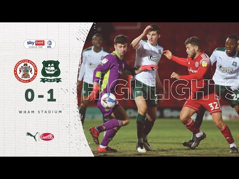 Accrington Plymouth Goals And Highlights