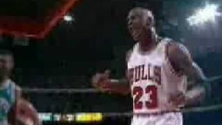 Michael Jordan mix from Microsoft Complete Basketball