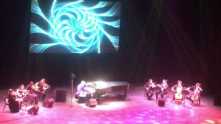 fancam 20160930 Richard Clayderman Concert Vancouver ~ New Blue Rundo