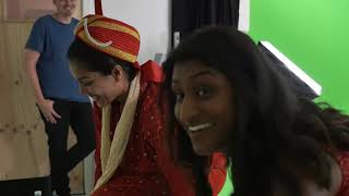 Lights, Camera, Bollywood! | Behind the Scenes