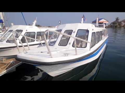 Marina Oceania in SihanoukVille, Cambodia