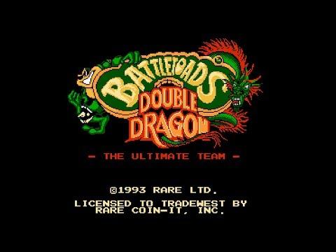 Battletoads & Double Dragon - The Ultimate Team (NES): Полное Прохождение