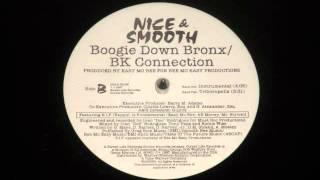 Easy Mo Bee - Boogie Down Bronx / BK Connection (Instrumental)