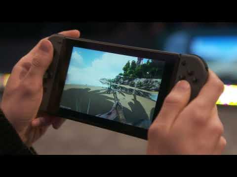 ARK evolve e arriva anche su Nintendo Switch - Tom's Hardware