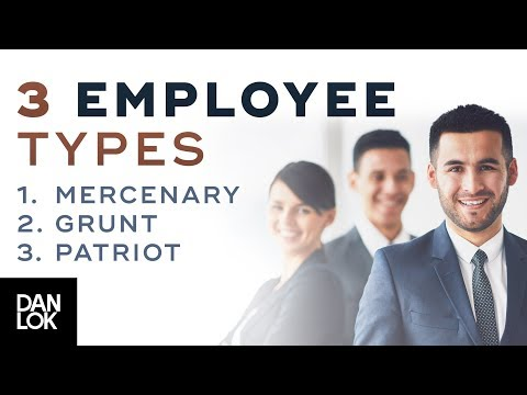 The 3 Basic Types of Employees - Systemize Your Business Ep. 6