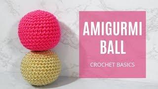 How To Crochet - Easy Beginners Amigurumi Basic LUNA Head