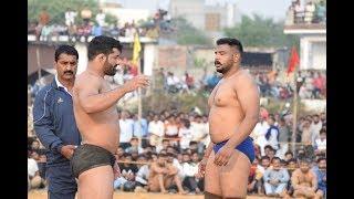 Nisar doda Vs Jassa bharowal (bantalab kushti dangal)2019