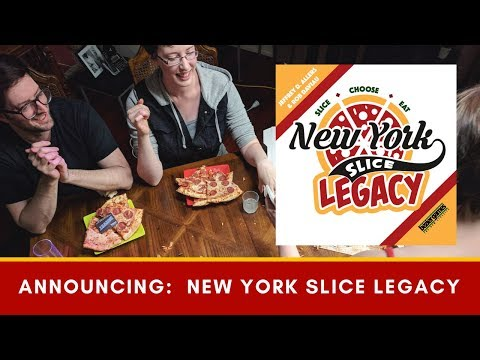 ANNOUNCING: New York Slice Legacy