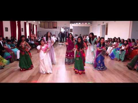 Krishna & Mehul - Mehndi Night - Dance Performance