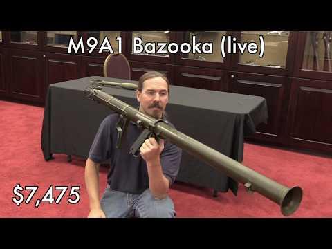 What Sets Gun Values? (RIA 74 Final Prices)