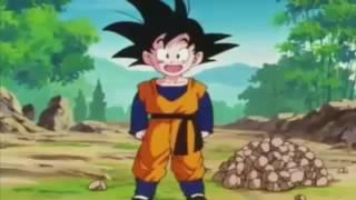 Dragon Ball Z - Goten si trasforma in Super Sayan - ITA