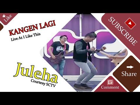 KANGEN LAGI [Juleha] Live At Inbox (27-01-2015) Courtesy SCTV