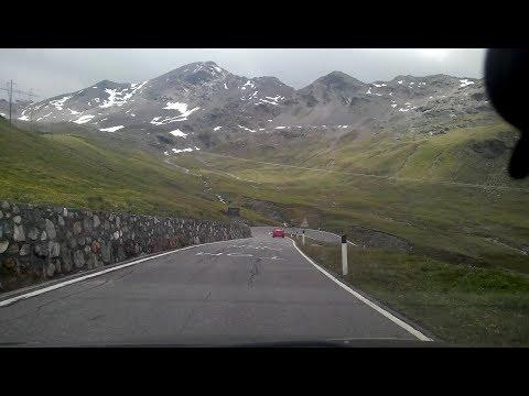 Driving Italy's Stelvio Pass