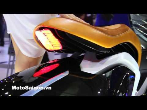 Yamaha 04Gen Run Way Concept | MotoSaigon.vn