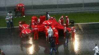 Malaysian Grand Prix 2009 in pictures -  Washed away by the rain