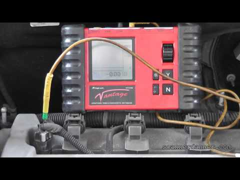 How to test cam/crank actuator solenoids (P0010, P0013) 2008 GM 2.4 L