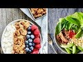 WHAT'S IN MY FRIDGE | How To Prepare for A Healthy Diet + Healthy Meal Ideas