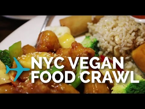 NYC Vegan Food Crawl and Tour
