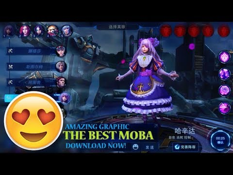 NEW! Better Than Vainglory and Mobile Legends!? | Ace of Arena 2 Android /  IOS MOBA game