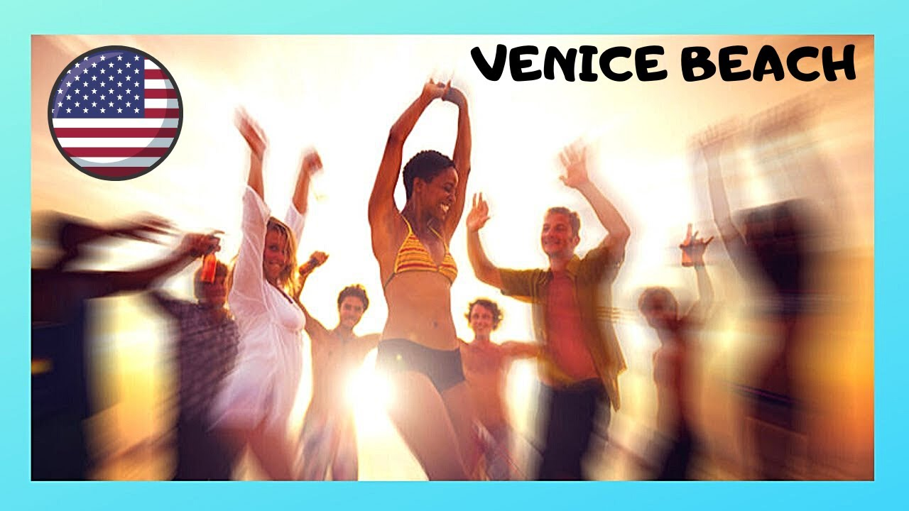Venice Beach The Wildest Dancing Party In California Usa